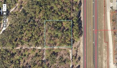 Weeki Wachee Residential Lots & Land For Sale: 17371 Commercial Way
