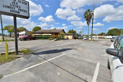 Pinellas County Commercial For Sale: 6200 Haines Road N