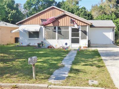New Port Richey Single Family Home For Sale: 5747 Delaware Avenue