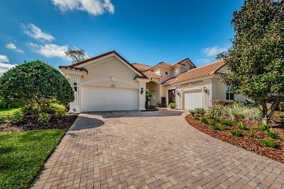 Hillsborough County, Pasco County, Pinellas County Single Family Home For Sale: 9914 Milano Drive