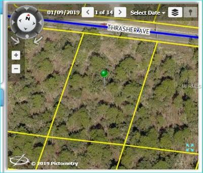 Weeki Wachee Residential Lots & Land For Sale: 10394 Thrasher Avenue