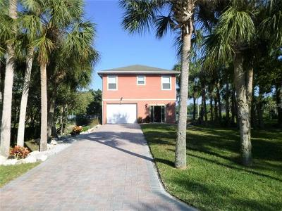 New Port Richey Single Family Home For Sale: 7116 Manor Beach Road