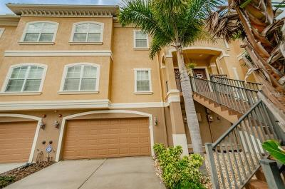 New Port Richey Townhouse For Sale: 6533 Channelside Drive