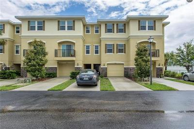 New Port Richey Townhouse For Sale: 5028 Sand Castle Drive