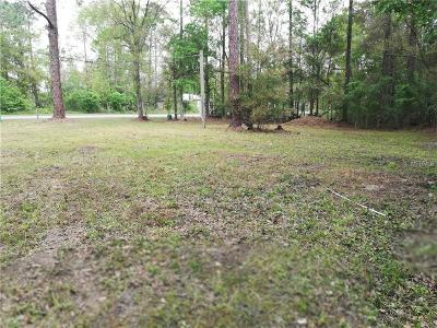 New Port Richey Residential Lots & Land For Sale: 11504 Lake Drive