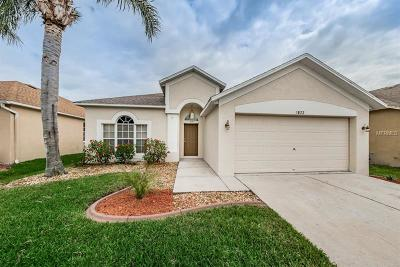 Trinity Single Family Home For Sale: 1822 Loch Haven Court