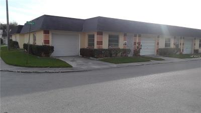 New Port Richey Villa For Sale: 5032 Canner Street