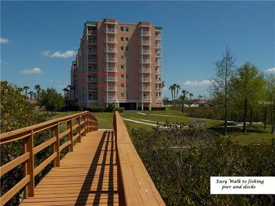 Hillsborough County, Pasco County, Pinellas County Condo For Sale: 4516 NW Seagull Drive #301