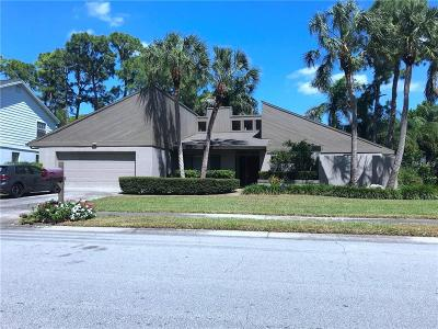Cleasrwater, Clearwater, Clearwater` Single Family Home For Sale: 2849 Heron Place
