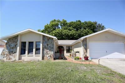 Hudson Single Family Home For Sale: 7607 Cypress Knee Drive