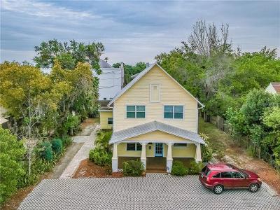Tarpon Springs Single Family Home For Sale: 309 E Tarpon Avenue