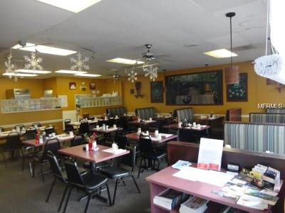 Pasco County Commercial For Sale: 8165 Breakfast Lunch Rd