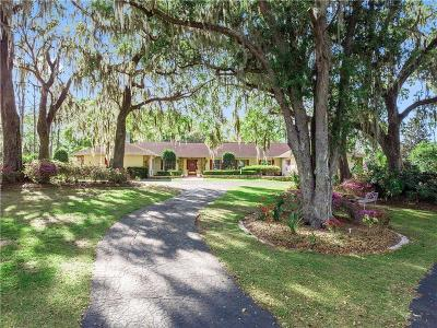 Brooksville Single Family Home For Sale: 10193 Wallien Drive