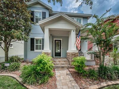 New Port Richey, New Port Richie Single Family Home For Sale: 3618 Wiregrass Road