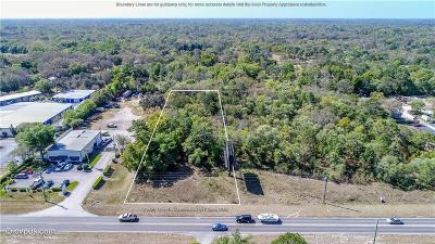 Pasco County Commercial For Sale: 0 County Line Road