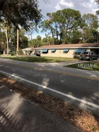 Port Richey Single Family Home For Sale: 8150 Old Post Road