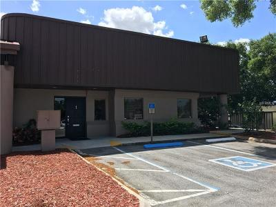 Pasco County Commercial For Sale: 8520 Government Drive #1