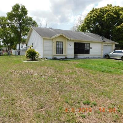 Single Family Home For Sale: 3051 Cloudcroft Avenue