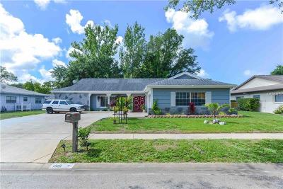 Hudson Single Family Home For Sale: 13111 Sumpter Circle