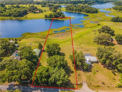 Dade City Residential Lots & Land For Sale: Spring Valley
