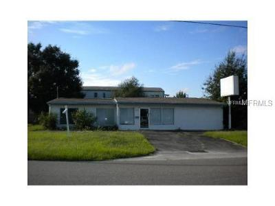 Pasco County Commercial For Sale: 5314 Linder Place