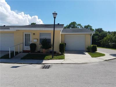 New Port Richey Villa For Sale: 4912 Elkner Street