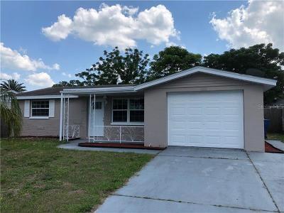 Port Richey Single Family Home For Sale: 7414 Castanea Drive