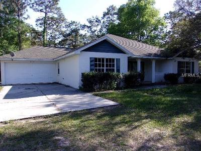 Pasco County Single Family Home For Auction: 17138 Eldridge Avenue