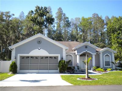 Pasco County Single Family Home For Sale: 12204 Shearwater Drive