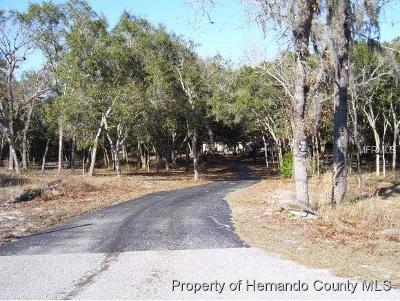 Hernando County, Hillsborough County, Pasco County, Pinellas County, Marion County Mobile/Manufactured For Sale: 15811 Olney Lane