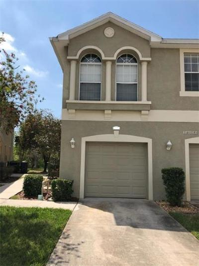 Hillsborough County Townhouse For Sale: 9048 Moonlit Meadows Loop