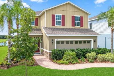 Clermont Single Family Home For Sale: 17533 Butterfly Pea Lane