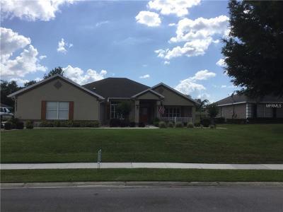 Eustis Single Family Home For Sale: 36633 Oconee Avenue