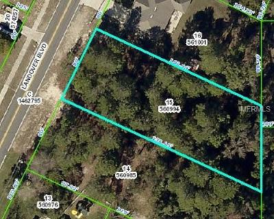Spring Hill Residential Lots & Land For Sale
