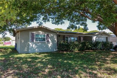New Port Richey Single Family Home For Sale: 3708 Quinten Drive