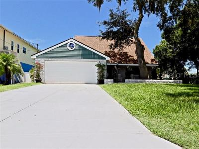 New Port Richey, New Port Richie Single Family Home For Sale: 7151 Peninsular Drive