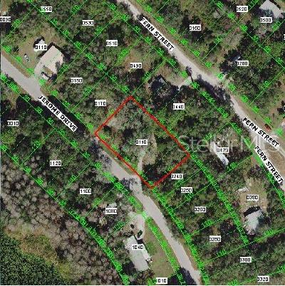 New Port Richey Residential Lots & Land For Sale: 9848 Jerome Drive