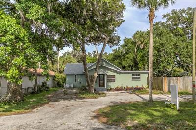 Pasco County Commercial For Sale: 7736 Grand Boulevard