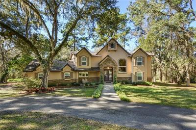 Brooksville Single Family Home For Sale: 2409 Batten Road