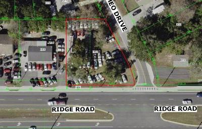 New Port Richey Residential Lots & Land For Sale: 8821 Ridge Road
