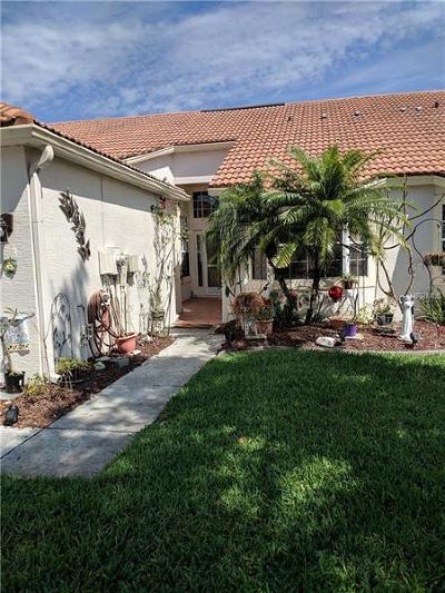Hudson Villa For Sale: 7519 Mediterranean Court