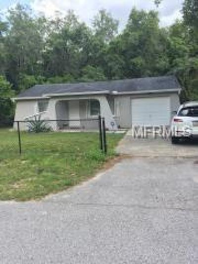 New Port Richey, New Port Richie Single Family Home For Sale: 9916 Marley Avenue