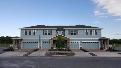 Kissimmee Townhouse For Sale: 2744 Pleasant Cypress Circle