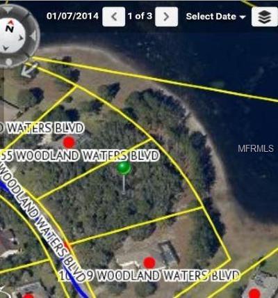 Weeki Wachee Residential Lots & Land For Sale: 10473 Woodland Waters Boulevard