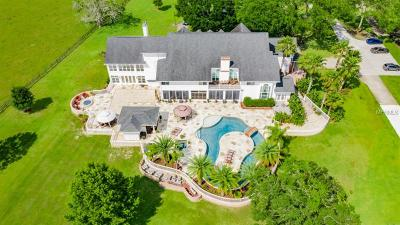 Spring Hill FL Single Family Home For Sale: $3,800,000