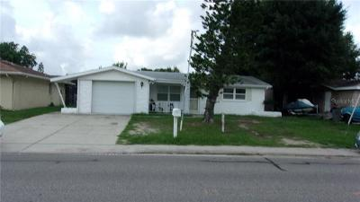 Port Richey Single Family Home For Sale: 7535 San Miguel Drive