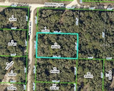 Webster Residential Lots & Land For Sale: Larry Avenue