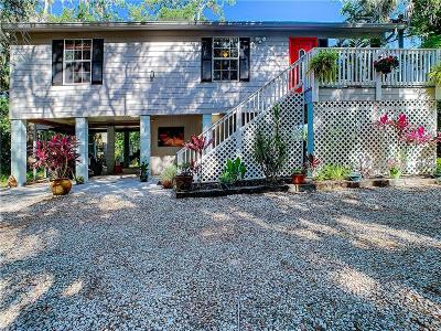 Hernando County, Hillsborough County, Pasco County, Pinellas County Single Family Home For Sale: 8523 Green Street