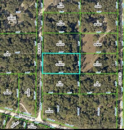 Webster Residential Lots & Land For Sale: 6332 Niles Avenue