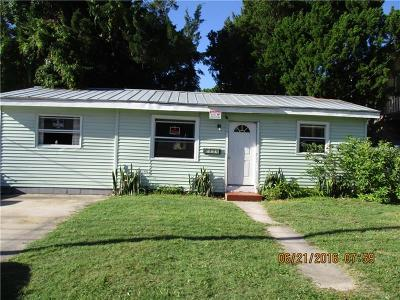 Hudson FL Single Family Home For Sale: $107,000